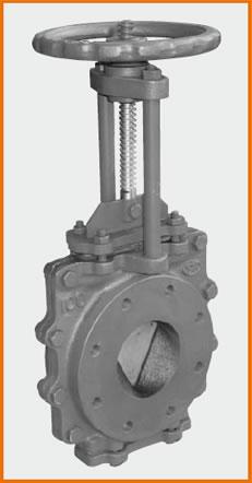 ショート型Vポート板弁 底フタ付 S−103 目盛付もできます