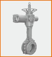 電動式ロング型板弁 S−1090 SP型