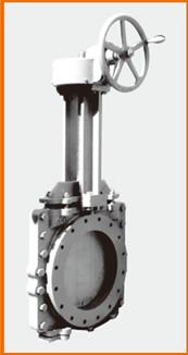 ギアボックス付板弁 ショート型 S−1280