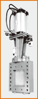 角型板弁 エアーシリンダー操作 オール附属品付 S−2033